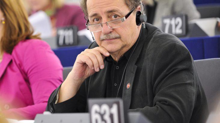 Europaparlamentariker Jens Nilsson (S)
