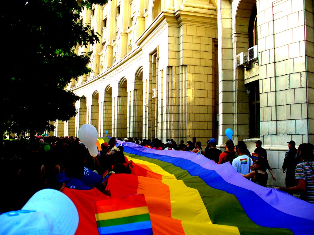 GayFest i Bukarest 2006.